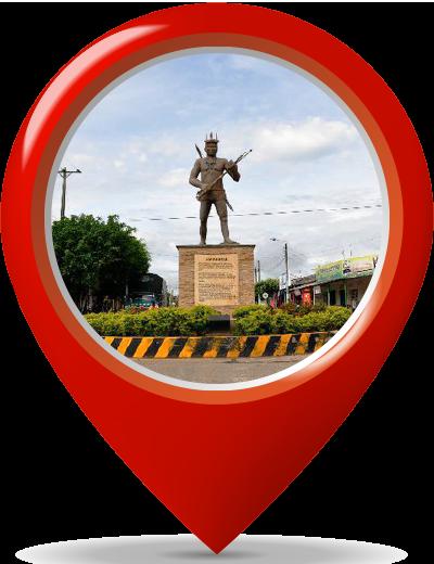 Imagen de Acceso al Municipio de Tame